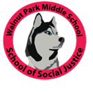Walnut Park Middle School-School of Social Justice/School of Advanced Studies  Logo